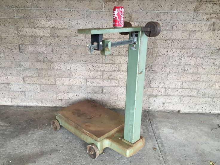Industrial Detecto Mechanical Portable Scale Model 854