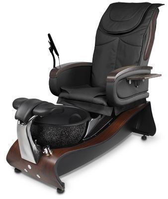 La Plumeria Portable Pedicure Chair More