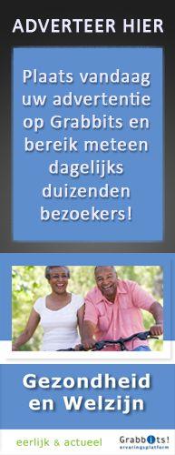 Adverteer op Grabbits categorie Gezondheid en Welzijn