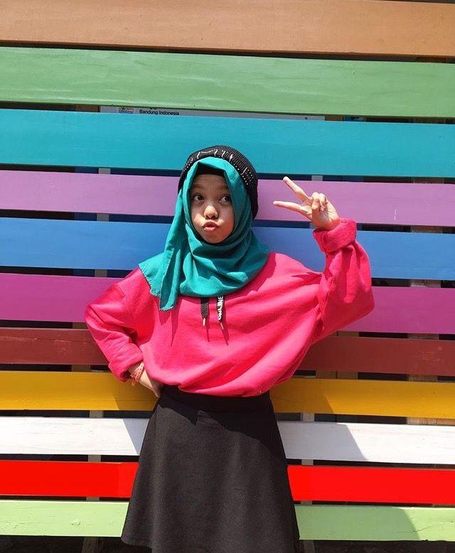 Fatimah Halilintar Fotografi Remaja Selebritas Foto Keluarga