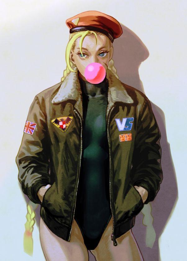 キャミィ - More at https://pinterest.com/supergirlsart/ #cammy #street #fighter #fanart