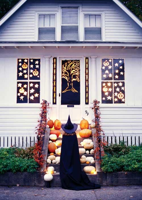 Confira aqui as 50 ideias que temos para si, para deixar a sua casa fantástica no dia das bruxas/Halloween:
