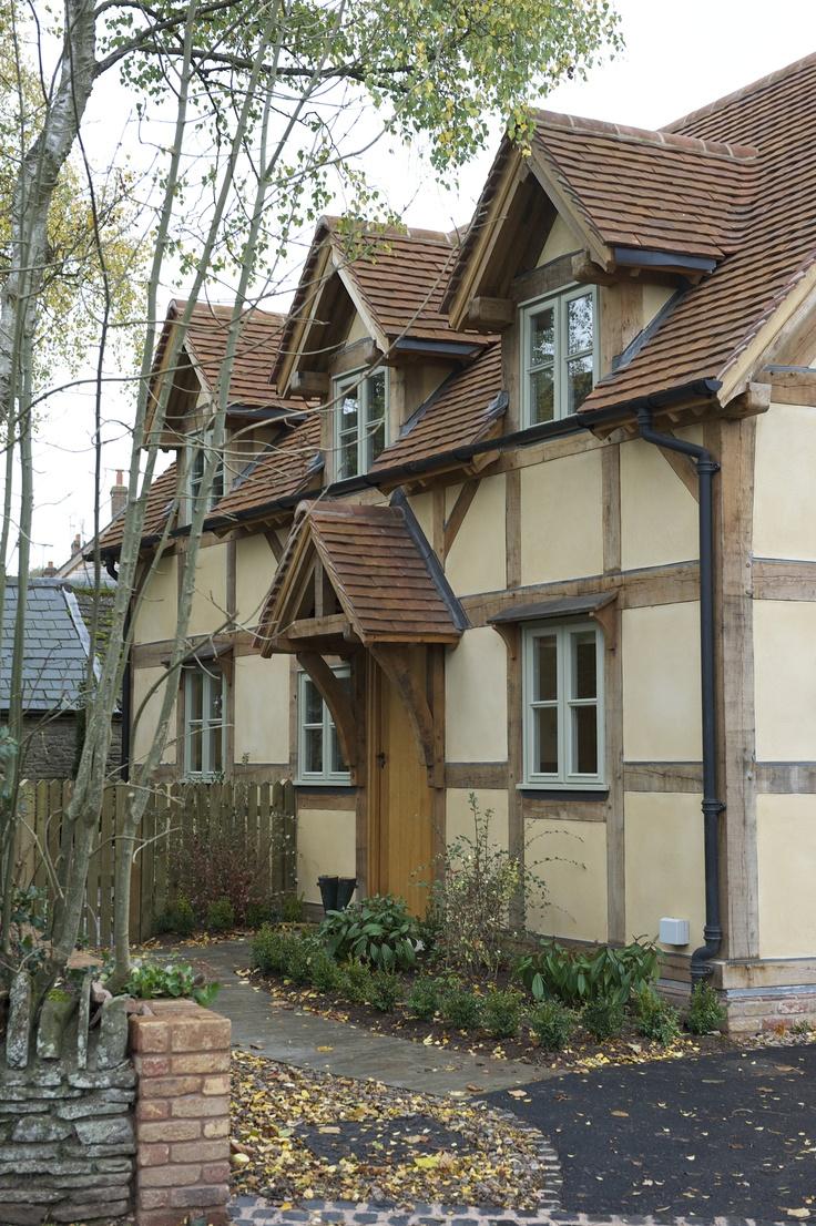 Border Oak - Exposed oak frame cottage - Eardisley