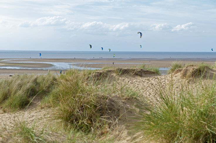 Old Hunstanton Beach at the Best Western Le Strange Arms Hotel