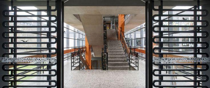 Rolandschule / Paul Schneider von Esleben. Image © Thomas Mayer