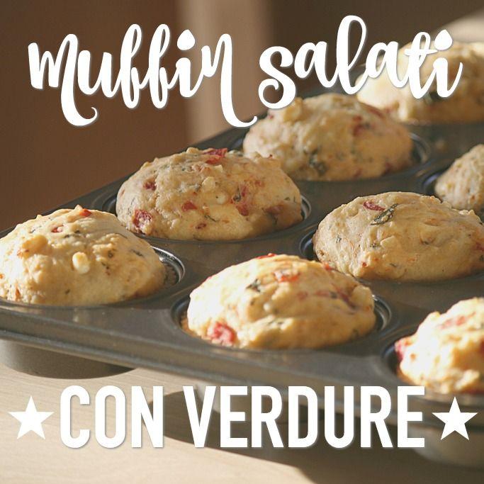 Come preparare i muffin salati con verdure in modo semplice e veloce. La ricetta base dei muffin salati con suggerimenti per preparazione e cottura.