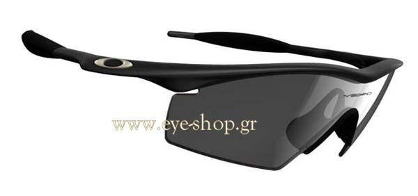 Γυαλιά Ηλίου  Oakley M-FRAME 00 - Strike ® 9060 09-102 Μαύρο ματ Τιμή: 124,00 €