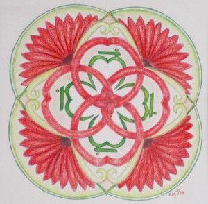 chakra 1, basischakra, root chakra by Kim Vermeer, Spiritueel Bewust, chakracursus