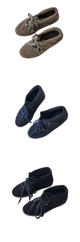韓国洋服ファッション あなたのデイリールックをさらに美しくしてくれるバッグと靴アイテム!今すぐチェックしてください〜。 [ANAIS] シューズ&バッグ stan high top シューズ