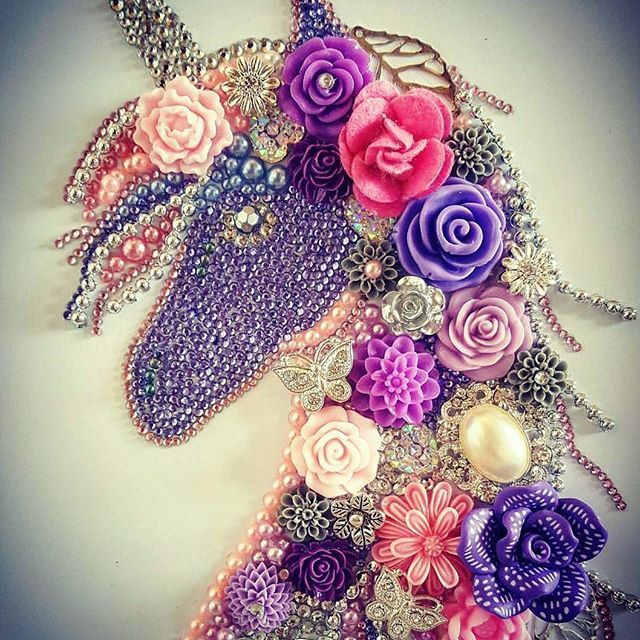 It's a May and it's bank holidays!!! What a beautiful unicorn ❤ by @handmadebyhannahlouise #repost #mydrobby #onlineshopping #onlinebutik
