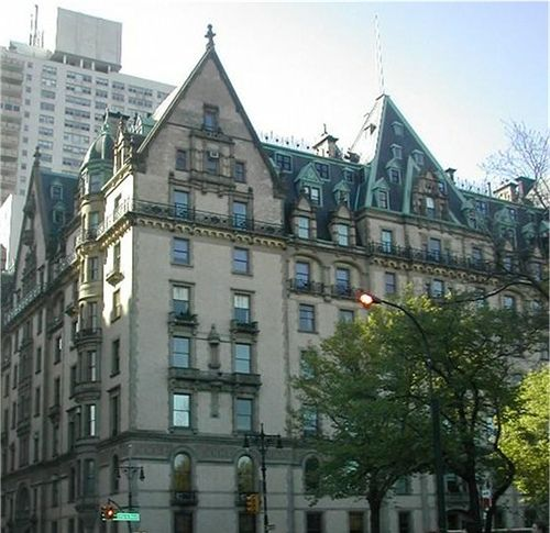 17 Best Images About Dakota Apartment Building, NYC On