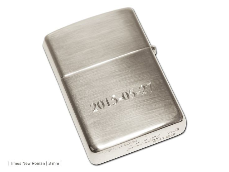 Do you want to buy Zippo Sterling Silver High Polish? At We Get Personal choose your own engraving for the back side. Order before 1 pm and your engraved zippo lighter will be sent the same day (mon-fri)!  #personalisedzippo #engravedzippo #ZippoSterlingSilverHighPolish #sterlingsilverlighter