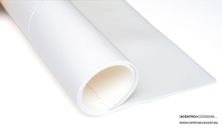 Espanso (Bianco). Expanded polyethylene. #CentroAccessori