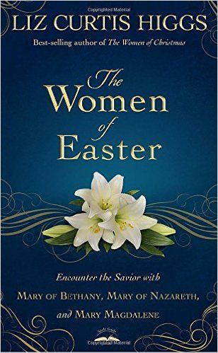 This book explores the stories of three women, Mary of Bethany, Mary of Nazareth and Mary Magdalene, who played a vital role in the life and ministry of Jesus, as well as in the events of Holy Week that first Easter. Liz Curtis Higgs combines her storytelling skills with a thorough verse-by-verse study of Scripture to help us prepare for a deeper, richer Easter experience.
