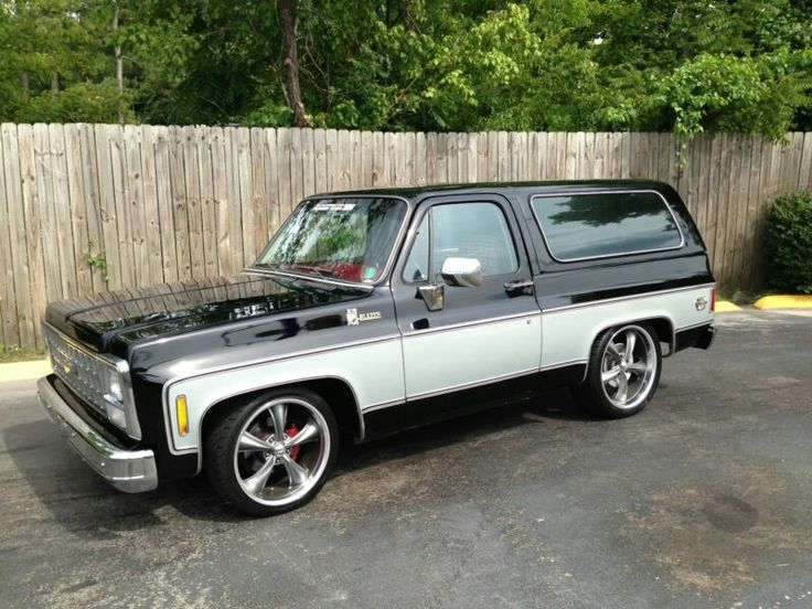 196 Best Images About K5 Blazers On Pinterest Chevy Trucks And Custom Trucks
