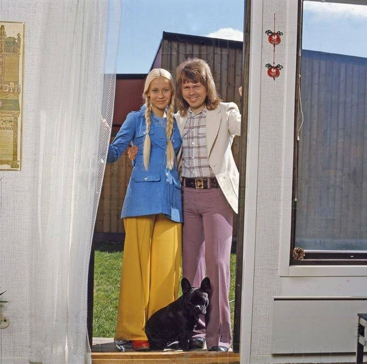 The Vallentuna photo sessions. Several photo sessions were taken during different periods in 1972 in Vallentuna outside Stockholm where the ABBA members lived by that time.