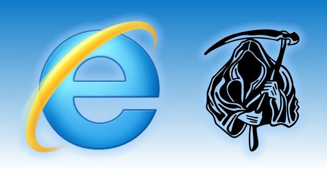Браузер Internet Explorer | End of Life Internet Explorer | Конец жизненного цикла браузера Internet Explorer под версией 8, 9 и 10