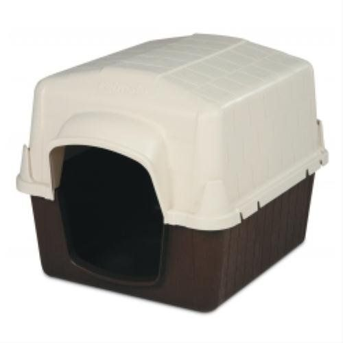 Aspen Pet Pet Barn 3 Plastic Dog House *** Continue to the