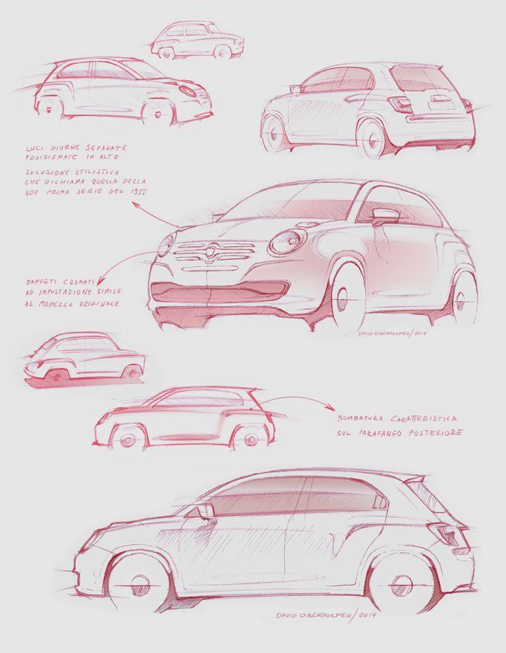 Fiat 600 60th Anniversary Concept