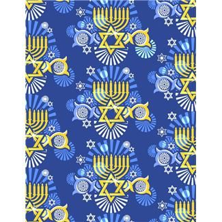 Star of david, Menorah and Art online on Pinterest