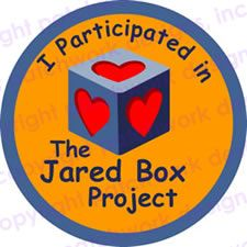 The Jared Box Project - great little patch available to order. Girl Scouts love…