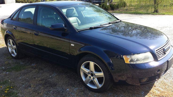 Audi: A4 Luxury Sedan 4-Door 2005 audi a 4 luxury sedan 4 door 1.8 l Check more at http://auctioncars.online/product/audi-a4-luxury-sedan-4-door-2005-audi-a-4-luxury-sedan-4-door-1-8-l/