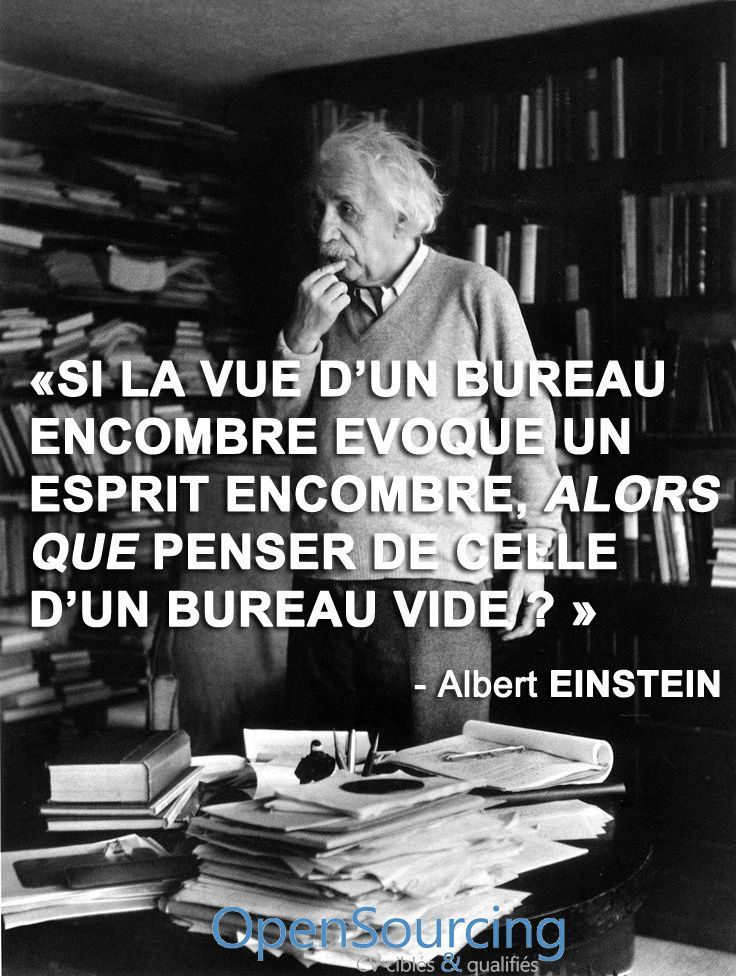 La citation du jour