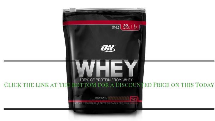 Optimum Nutrition (ON) Whey - 1.85 lbs (Chocolate)