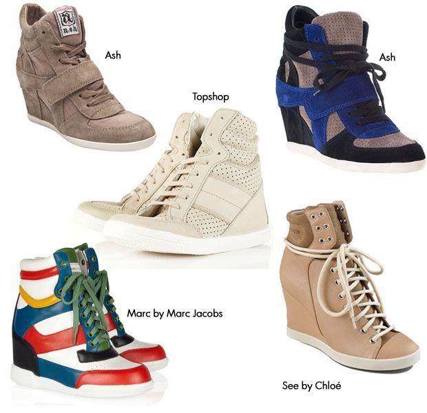 sneakers Primavera 2012