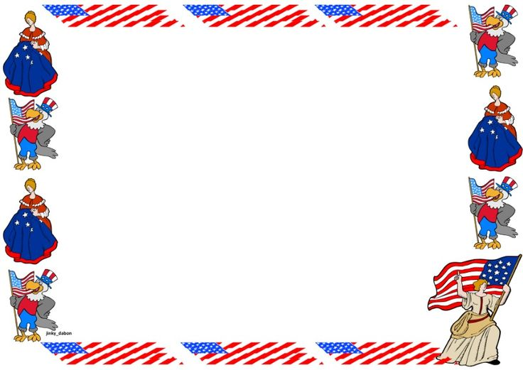 a set of flag day themed lined paper and page borders for columbus day clipart vector columbus day clipart images snoopy