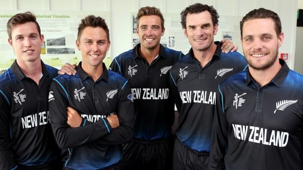 New Zealand Climb in ODI Rankings	Black Caps opening bowlers Tim Southee and Trent Boult are on the ascent in the International Cricket Council's one-day rankings. The pair, proclaimed as New Zealand's finest new-ball blend, are getting snappy prizes for their.  : ~ http://www.managementparadise.com/forums/icc-cricket-world-cup-2015-forum-play-cricket-game-cricket-score-commentary/280331-new-zealand-climb-odi-rankings.html