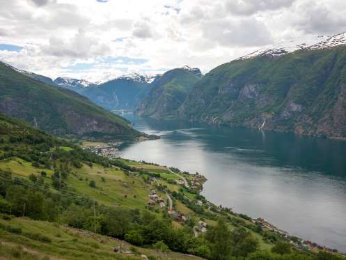 Ticket Price: $30 (bus tour from Flåm)Price per foot: $0.014Image via CNTraveler.com - Getty