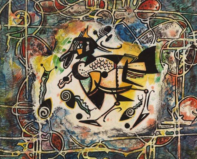 Jock MacDonald, British Columbian Artist 1897-1960