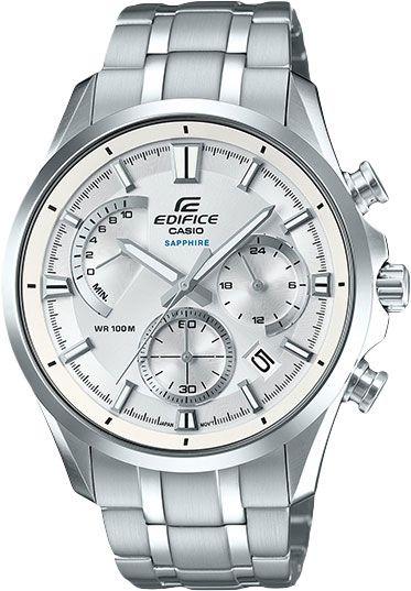 Мужские японские наручные часы Casio Edifice EFB-550D-7A с хронографом