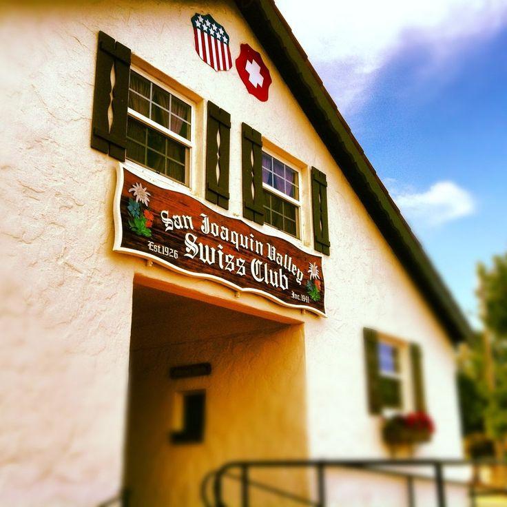 San Joaquin Valley Swiss Club - Ripon, CA