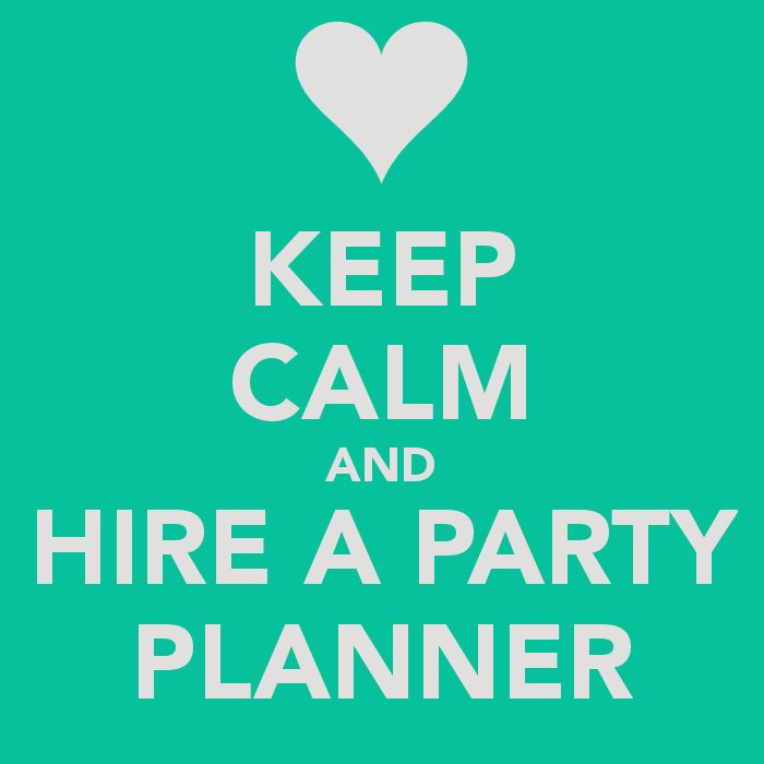 party planner quotes