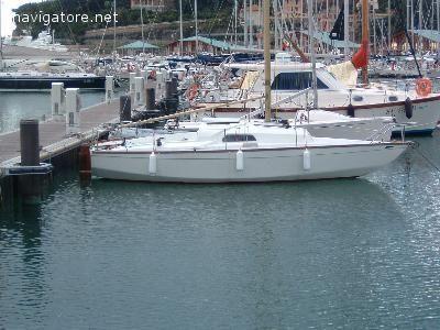 Barca a vela #marina #d'epoca 1973, #  ristrutturata #completamente da me nel 2005,   3 #giochi di vela a prua, randa #nuova, ... #annunci #nautica #barche #ilnavigatore