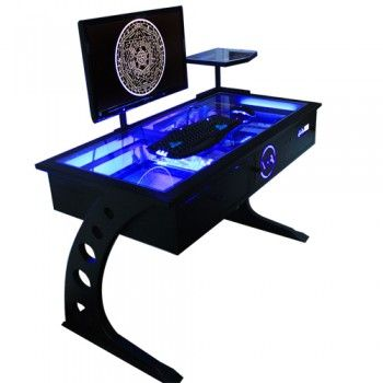 For Sell New Full Custom PC VanAen D2 Computer Desk Support 2 PC - Intel Core i7-6850K Sale Price: US$ 3,797 Buy by paypal, credit card, or bitcoin safe payment method only at www.aldoprinter.com
