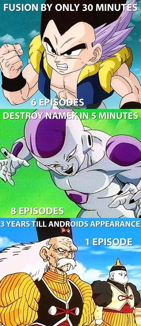 DBZ: F**k Logic! // funny pictures - funny photos - funny images - funny pics - funny quotes - #lol #humor #funnypictures