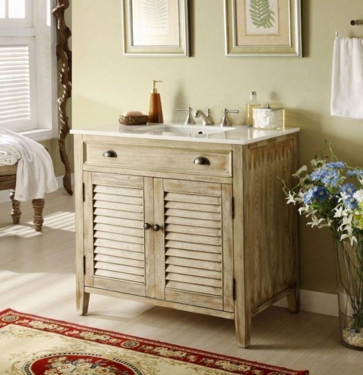 Best 25 Wooden Bathroom Vanity Ideas On Pinterest: 25+ Best Ideas About Unfinished Bathroom Vanities On