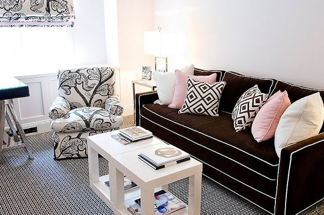 idea for coffee table, Christina Murphy Interiors