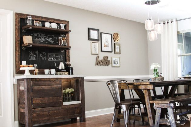 Home Coffee Bar Design Ideas: 275 Best Coffee Bar Ideas Images On Pinterest