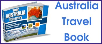 Your Australia Itinerary Travel book