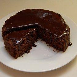 Chocoladecake zonder eieren