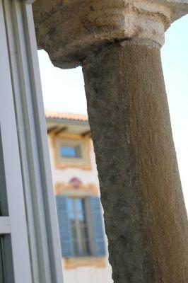 Appartamento CASTELLO LUPI Cenate Sotto #bergamo #castellolupi #cenatesotto #casaestyle #style #interior #design #home #house #casa #dream #brianza #milano #luxury #lusso #pregio #affreschi #restauro http://www.casaestyle.it/