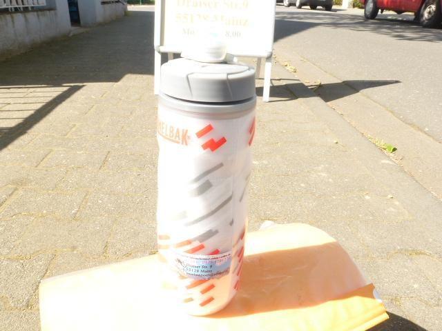 (133) Trinkflasche 610 ml CAMEBAK Doppelwandig