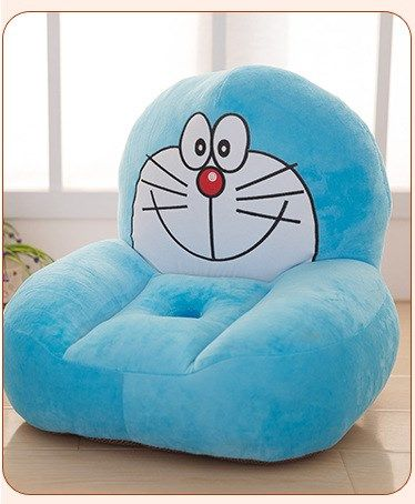 Baby Chair Bean Bag Elephant Feeding Chair Children Seat Sofa For Kids Sleeping Bed Baby Nest Puff Chair Beanbag Plush Toys