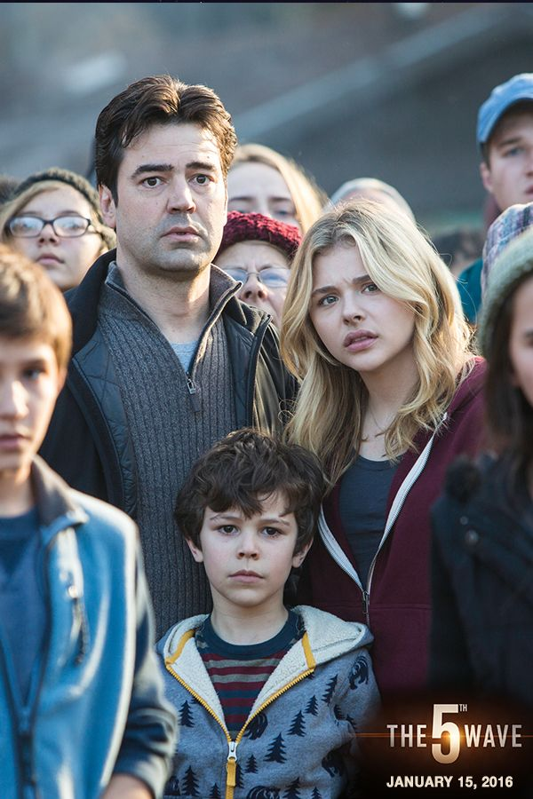 Cassie, Sammy and Oliver make it safely to the camp, but what happens next?   The 5th Wave movie in theaters January 22, 2016 #5thWaveMovie