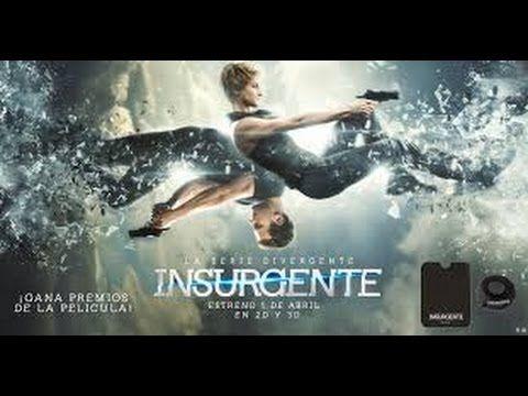 A serie divergente insurgente - filmes de Ficção científica, Ação completo dublado 2017 - YouTube