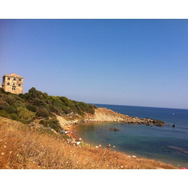 Scifo bay, Crotone Calabria